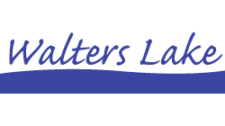 walters lake match fishing logo